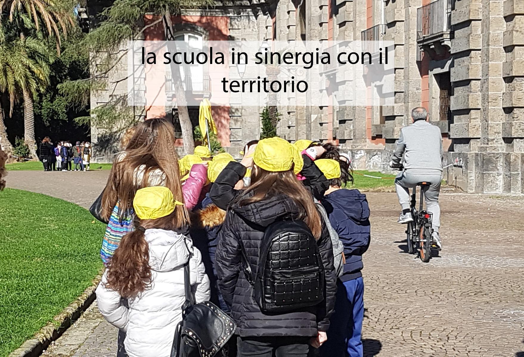 la scuola in sinergia con il territorio
